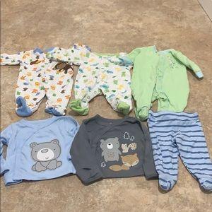 Other - Newborn boy lot of 6